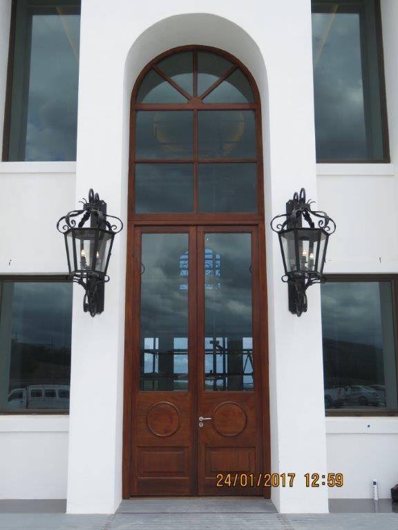 Entrance Patio Doors