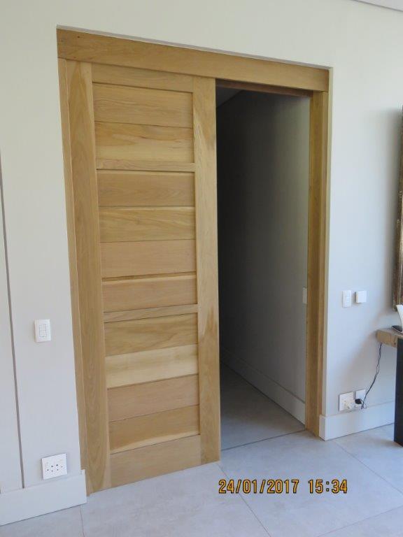 Oak doors (4)