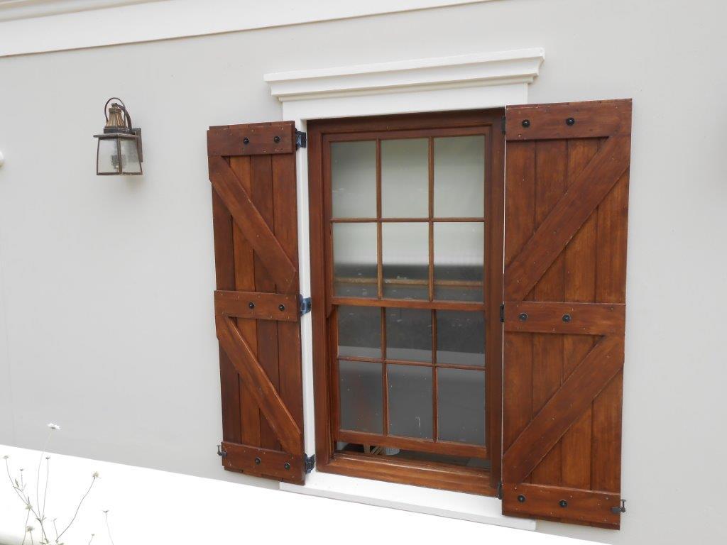Shutters for 12 window shutters